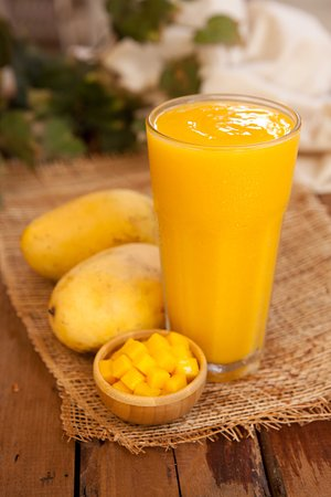 Mango Shake (Sindhri)